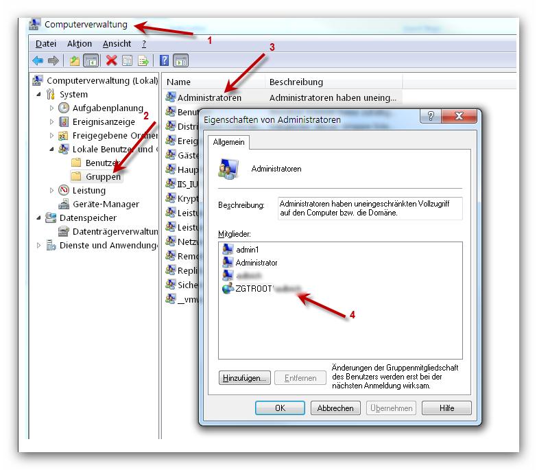 Windows: Wie macht man sich zum lokalen Administrator auf ...